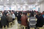 Sarayönü Belediyesi İftar yemeğinde buluştu