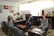 Konya Valisi Sayın; Yakup Canbolat Sarayönü'ne gelerek bir dizi ziyaretlerde bulundu.