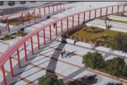 Yeni Kız Meslek Lisesi ve Şehir Meydanı