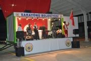 İlçemizde 15 Temmuz Demokrasi ve Milli Birlik Günü coşkuyla kutlandı.