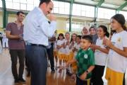 Uğur İbrahim Altay İlçemizde çeşitli ziyaretler gerçekleştirdi.